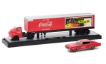 DODGE COE, rot/weiss, Coca Cola