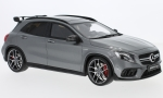 MERCEDES AMG GLA 45, metallic-grey