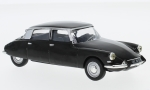 CITROEN DS 21, black