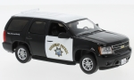CHEVROLET Tahoe, black/white, California Highway Patrol