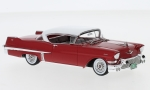 CADILLAC series 62 Hardtop Coupe, red/white