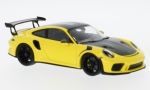 PORSCHE 911 (991) GT3 RS, yellow