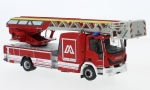 IVECO Magirus turnable ladder M32 Loebro/Votex-As