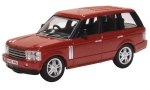 LAND ROVER Rang Rover 3rd Generation, dark red