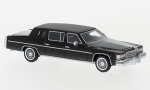 CADILLAC Fleetwood formal Limousine, black
