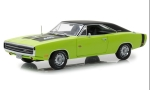 DODGE Charger R/T SE, light green/black