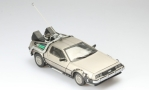 DELOREAN DMC-12, Back to the Future I