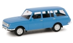 WARTBURG 353 Tourist, light blue