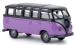 VW T1b samba, black/purple