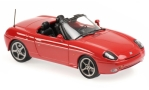 FIAT Barchetta, red