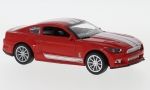 SHELBY Mustang GT350, red/silver