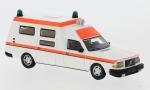 VOLVO 265 ambulance, white/lightorange, GDR German Democratic Republic