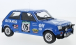 RENAULT 5 alpine, No.5, Gitanes, Rally Bandama