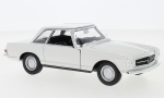 MERCEDES 230 SL (W113), white