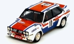 FIAT 131 Abarth, No.10, Rallye WM, tour de Corse