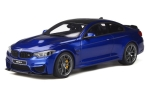 BMW M4 CS (F82), metallic-blau
