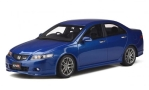 HONDA Accord EURO R (CL7), metallic-blau, RHD