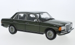 MERCEDES 200 (W123), metallic-dark green