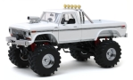 FORD F-250 Monster Truck, white