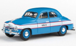 SKODA 1201, matt-blue/Decorated, Hlidka VB