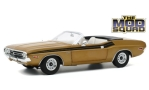 DODGE Challenger 340 Convertible, gold/black, the Mod Squad