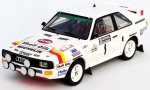 AUDI sport quattro, No.1, Shell Oils, National Breakdown Rally