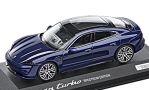 PORSCHE Taycan Turbo Spectrum Edition, metallic-dark blue