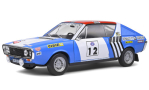 RENAULT 17 Gordini, No.12, Rallye WM, Rallye Press On Regardless