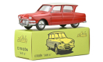 CITROEN Ami 6, red/white