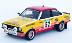FORD Escort MKII, No.52, Duriforte, Rally Portugal